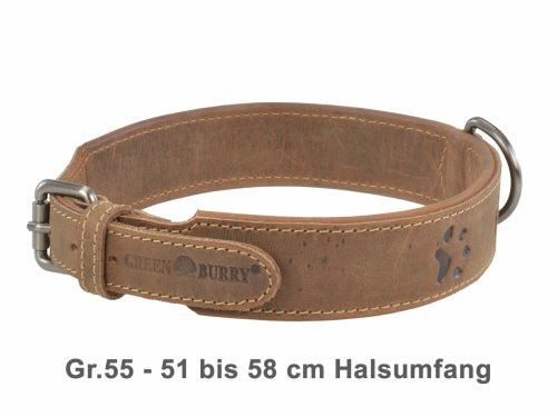 55 = Halsumfang 51-58cm